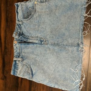 Wild Fable Stone wash Skirt 14